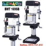 Máy khoan bàn 16mm Bemato BMT-169SB, khoan bàn tự động Auto Feed, công suất 1HP (750W).