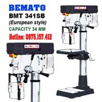 Máy khoan bàn 34mm Bemato BMT-341SB, khoan bàn 1.5HP Taiwan