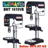 Máy khoan bàn Bemato BMT-1610VB, khoan bàn 16mm, tốc độ điều chỉnh vô cấp, motor 1HP (750W)