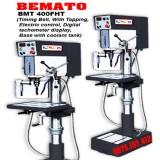 Máy khoan bàn và taro Bemato BMT-400FHT, khoan bàn 25mm taro 16mm, màn hình hiển thị tốc độ vô cấp, 1500W