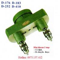 Đầu khoan đa năng 2 trục D-176, D-183, D-252, D-410