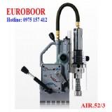 Máy khoan từ khí nén Euroboor AIR.52/3, khoan từ 50mm