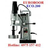 Máy khoan từ Euroboor ECO.200, khoan từ hạng nặng, khoan 12-200mm