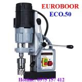 Máy khoan từ Euroboor ECO.50, máy khoan từ 50mm