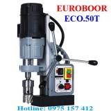 Máy khoan từ Euroboor ECO.50T, máy khoan từ 50mm taro M3-M20