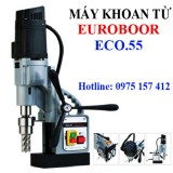 Máy khoan từ Euroboor ECO.55, máy khoan từ châu âu 55mm