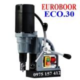 Máy khoan từ Euroboor ECO.30, máy khoan từ 30mm
