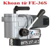 Máy khoan từ FE-36S, máy khoan từ mini 12-36mm, khoan từ nằm ngang 1080W