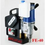 Máy khoan từ FE-40, khoan từ 12-35mm công suất 1180W, máy khoan từ châu âu.