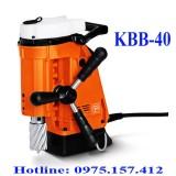 Máy khoan từ Fein KBB-40, khoan từ 12-40mm giá rẻ, máy khoan đế từ 1100W