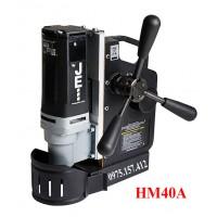 Máy khoan từ tự động MagBeast HM40A, máy khoan từ 40mm.