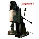 Máy khoan từ MagBeast 5, khoan 52mm, khoét 12-200mm, ta rô M6-M52