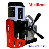 Máy khoan từ châu âu MiniBeast khoan 35mm, máy khoan đế từ nhỏ giá rẻ.