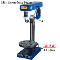Máy khoan bàn LG-16A, khoan bàn 16mm 750W (1HP) Taiwan giá rẻ.