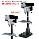 Máy khoan bàn 13mm tốc độ vô cấp DP-915T, máy  khoan bàn Taiwan giá rẻ