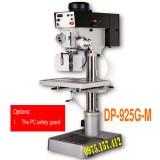 Máy khoan bàn 40mm tốc độ vô cấp DP-925GM, máy khoan bàn hộp số inverter 1500W, tự động ăn phôi.