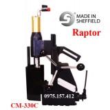 Máy khoan từ khí nén hiệu Raptor CM-330C, khoan từ 50mm