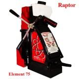 Máy khoan từ Raptor Element 75, máy khoan từ 75mm có taro 6-24mm