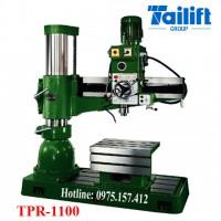 Máy khoan cần Tailift TPR-1100, khoan cần Đài Loan khoan 42mm.