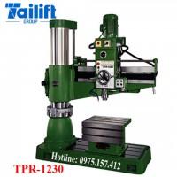 Máy khoan cần Tailift TPR-1230, máy khoan đứng, khoan cần đa năng 42mm
