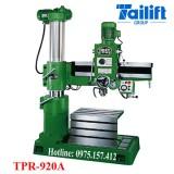 Máy khoan cần Tailift TPR-920A, máy khoan cần Đài Loan khoan 32mm.