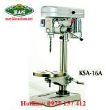 Máy khoan bàn tự động Kingsang KSA-16A, khoan bàn 16mm đài loan