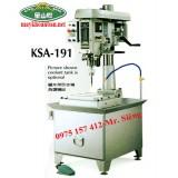 Máy khoan bàn tự động KSA-191, máy khoan bàn 19mm Đài Loan