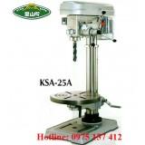 Máy khoan bàn bán tự động Kingsang KSA-25A, khoan bàn 25mm Đài Loan