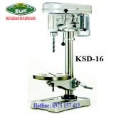Máy khoan bàn 16mm Kingsang KSD-16, máy khoan đứng 16mm, công suất 1HP
