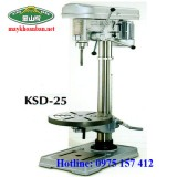 Máy khoan bàn Kingsang KSD-25, máy khoan bàn 25mm, 2HP cao 1.5 mét