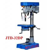 Máy khoan bàn 34mm JTD-32DP, khoan bàn 1.1KW (1.5HP), khoan bàn Đài Loan công nghệ châu âu