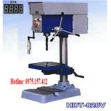 Máy khoan bàn tốc độ vô cấp HDT-820V, máy khoan bàn 20mm.